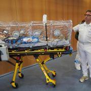 Bundeswehr kauft Transportsysteme für Ebola-Patienten (Foto)