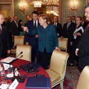 Europäer beraten mit Putin über Lösung in der Ukraine-Krise (Foto)