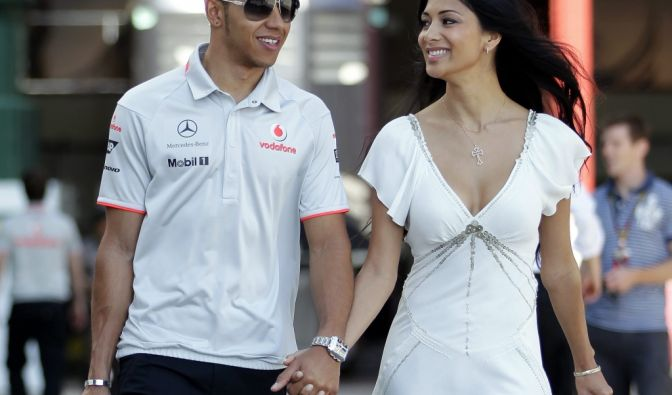Sorge um Lewis Hamilton