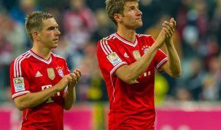 Erster gegen Letzter: Der FC Bayern trifft auf Werder Bremen. (Foto)