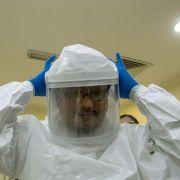 Großbritannien weitet Ebola-Screenings an Flughäfen aus (Foto)