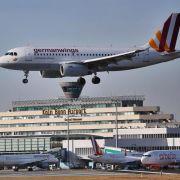 Flugbetrieb läuft nach Pilotenstreik bei Germanwings wieder normal (Foto)