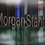 Morgan Stanley baut Gewinn massiv aus (Foto)