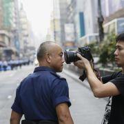Neue Zwischenfälle bei Protesten in Hongkong: 26 Festnahmen (Foto)