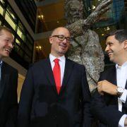 SPD gibt Ergebnis zu Nachfolger Wowereit bekannt (Foto)