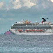 US-Kreuzfahrtschiff darf wegen Ebola-Angst nicht anlegen (Foto)