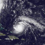 Hurrikan «Gonzalo» sucht Bermuda-Inseln heim (Foto)