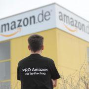 Verdi ruft kurzfristig zu Streiks bei Amazon in Leipzig auf (Foto)