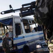 Gefechte in Donezk nach ergebnislosem Krisengipfel (Foto)