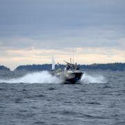 Schweden sucht vor Stockholm nach ausländischem U-Boot (Foto)