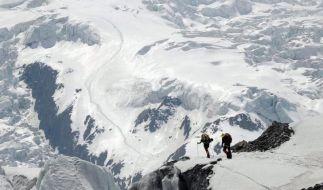 Etwa 60 Tote im Himalaya befürchtet (Foto)