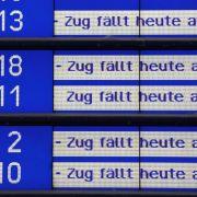 Bahn fordert Klarheit zur GDL-Urabstimmung (Foto)