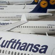 Piloten bestreiken am Dienstag auch Langstrecke der Lufthansa (Foto)