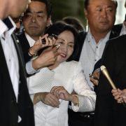 Skandale erschüttern Japans Regierung (Foto)