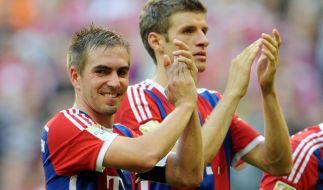Champions League 2014/15, 3. Spieltag: Feiern die Bayern auch beim AS Rom? (Foto)