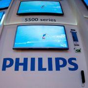 Philips wegen Schadensersatz und schwacher Geschäfte mit Verlust (Foto)