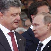 Oettinger berät in Kiew über Gasstreit (Foto)