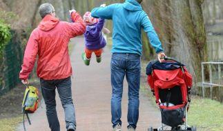 Ein Drittel der Familien lebt nicht im klassischen Modell (Foto)