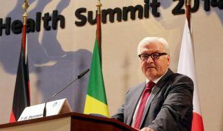 Weißhelme-Truppe gegen Ebola? (Foto)