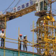 Chinas Wachstum auf tiefstem Stand seit fünf Jahren (Foto)