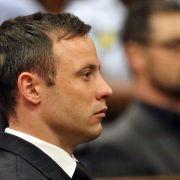 5 Jahre! Oscar Pistorius muss in den Knast (Foto)