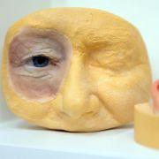 3D-Technik für künstliche Gesichtsteile (Foto)