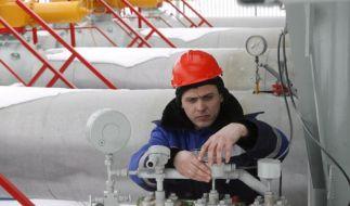 Ukraine und Russland führen Gasgespräche in Brüssel (Foto)