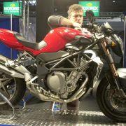 Zeitung: Daimler will bei italienischem Motorradbauer einsteigen (Foto)