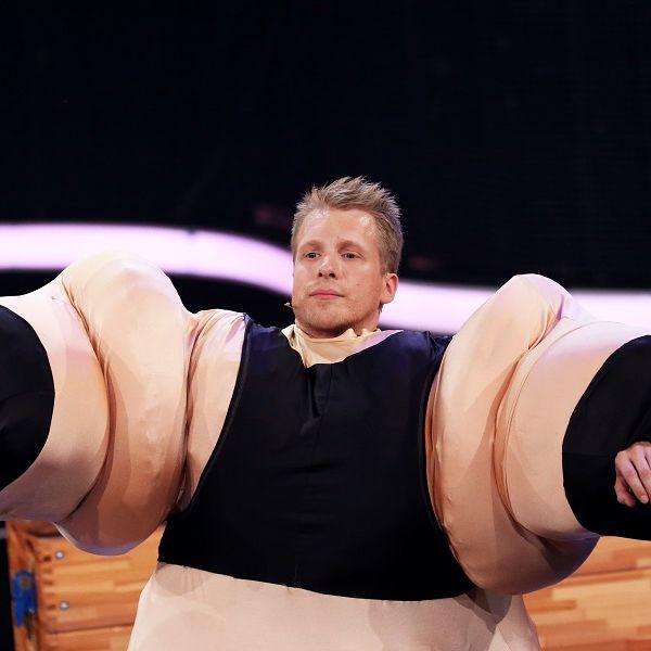 Abgestürzte Komiker: Dorfdisko statt Comedy-Olymp! (Foto)