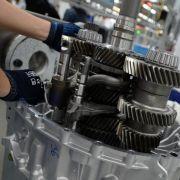 Maschinenbau trotz Konjunkturflaute zuversichtlich für 2015 (Foto)
