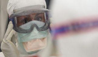 Das Ebola-Virus 2014 hat nun auch New York erreicht. Droht eine Epidemie? (Symbolbild) (Foto)
