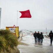 Hier drohen Sturmflut und Wintereinbruch (Foto)