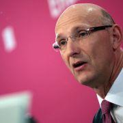 Telekom-Chef Höttges kritisiert Internet-Monopole (Foto)