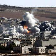 Irakische Kurden helfen Kobane (Foto)