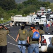 Gewalt gegen Studenten in Mexiko: Befehl kam aus dem Rathaus (Foto)