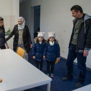 Länder fordern Geld vom Bund zur Versorgung von Flüchtlingen (Foto)