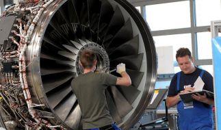 Triebwerkshersteller MTU profitiert von starken Flugzeugverkäufen (Foto)