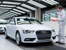 Airbag-Probleme: 850 000 Audi A4 müssen zurück in die Werkstatt (Foto)