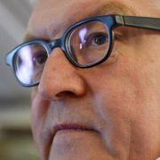 Steinmeier spricht wegen möglichem IS-Giftgas-Einsatz mit Ban (Foto)