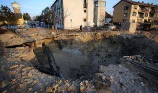 Entwarnung nach Explosion in Ludwigshafen (Foto)