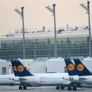 Hoffnungsschimmer im Lufthansa-Pilotenkonflikt (Foto)