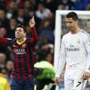 Real Madrid gewinnt 229. Clasico gegen Barca mit 3:1 (Foto)