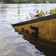 Nationales Hochwasserprogramm beschlossen (Foto)