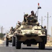 Mindestens 27 Tote bei Anschlag auf Armee in Ägypten (Foto)