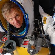 Google-Manager bricht wohl Baumgartners Höhen-Rekord (Foto)