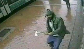Polizei: Axt-Attacke in New York war «Terroranschlag» (Foto)