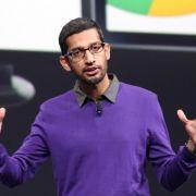 Bericht: Google gibt Top-Manager Pichai viel mehr Macht (Foto)