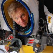 Sprung aus 41 Kilometern: Google-Manager bricht Baumgartner-Rekord (Foto)