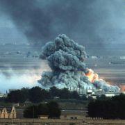 Kurden drängen IS wieder ab (Foto)