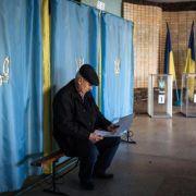 Ukrainischer Präsident ruft zur Wahl eines EU-Kurses auf (Foto)